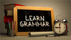 Romanian grammar lessons