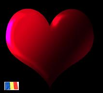 hart romantie roemeens
